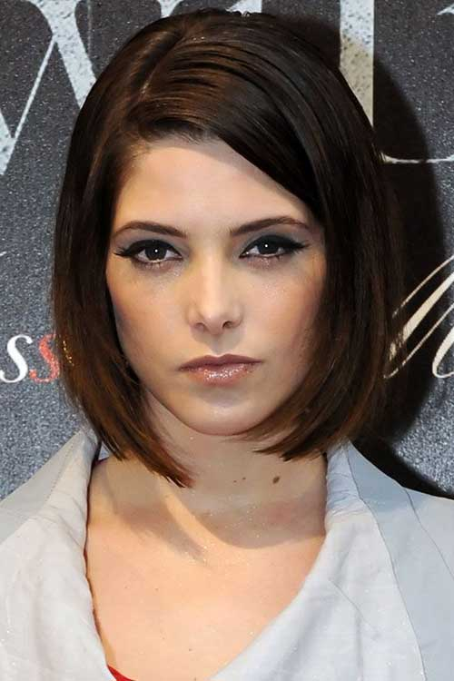 Medium Hairstyles For Round Faces And Fine Hair