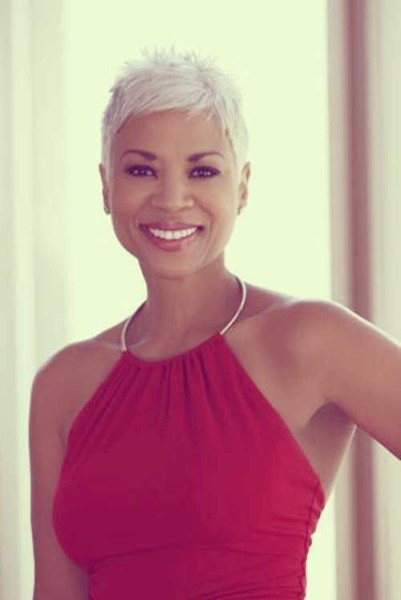 Short Hairstyles For Older Black Women