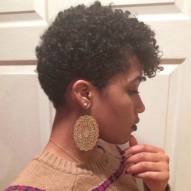 Short Natural Hairstyles 2016 short-african-american-natural-hairstyles
