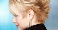 Short And Spiky Hairstyles