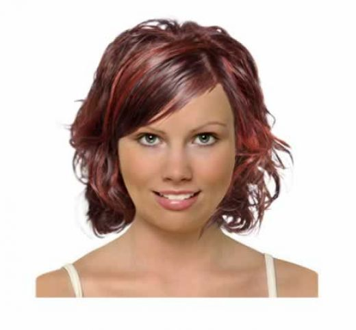 short hairstyles for fat faces short-hairstyles-for-fat-faces