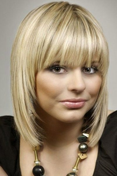Be Elegant and Beautiful with Fine Short Haircuts for Round Face