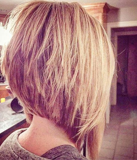 Stunning Short Layered Bob Hairstyles inverted-bob-hair-styles-2-1