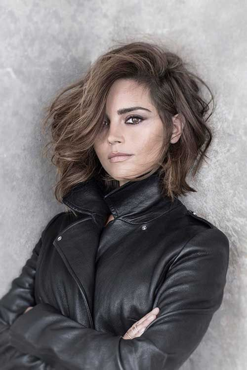 Best Style for Cute Bob Haircuts 2016 messy-tousled-bob-hairstyle-3