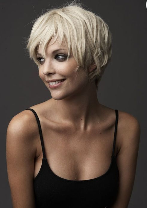 How to Cut Down Maintenance Time for Your Thick Hair overgrown-pixie-short-hairstyle-5