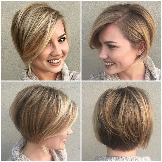 Stunning Short Layered Bob Hairstyles pixie-bob-haircut-styles-1
