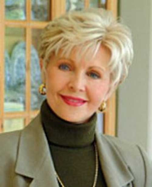 Short Hairstyles for Women Over 60 with Glasses pixie-haircut-women-over-60-2