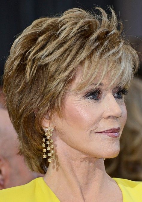 Short Hairstyles for Women Over 60 with Glasses pixie-haircut-women-over-60-3