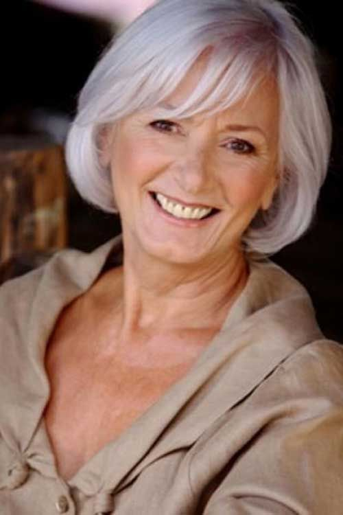 Short Bob Hairstyles for Women Over 50 short-bob-hairstyles-over-50-women-1