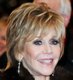 Short Layered Hairstyles For Women Over 60 5