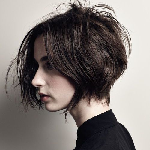 How to Cut Down Maintenance Time for Your Thick Hair short-shaggy-hairstyles-4