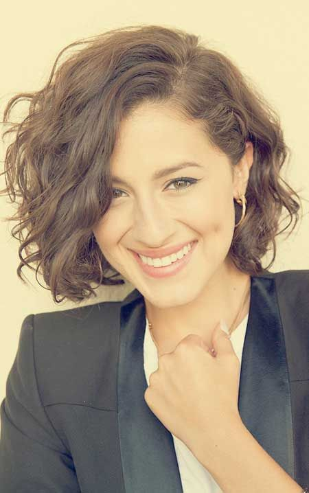 Finding New Short Hairstyles 2016 wavy-a-line-bob-hair-style-ideas-2-2