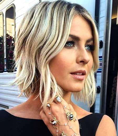 Best Style for Cute Bob Haircuts 2016 wavy-bob-hairstyles-7