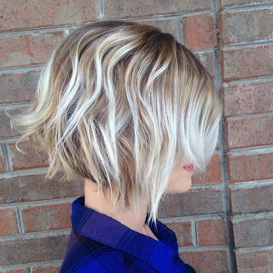 Options for Short Black Hairstyles 2016 bob-cut-with-color-5