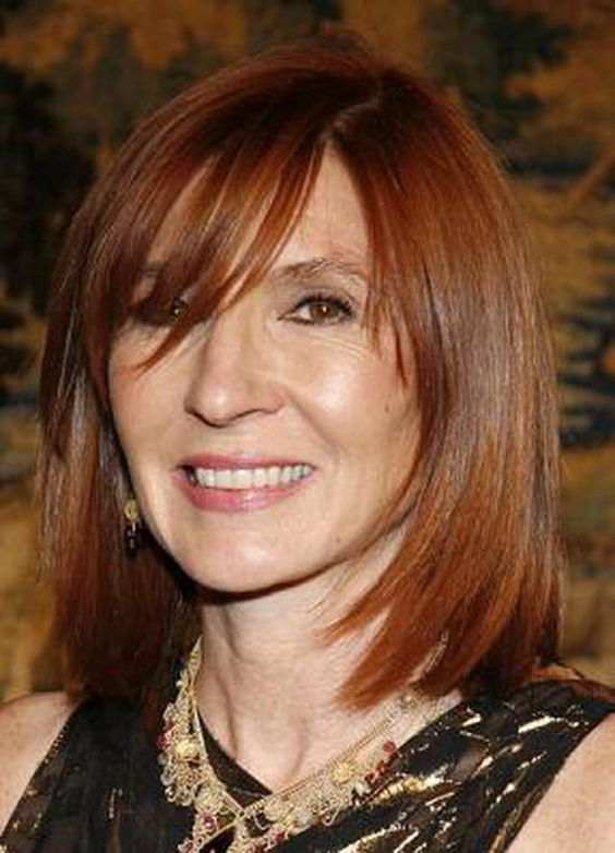 Great Choices of Shag Haircuts for Women Over 60