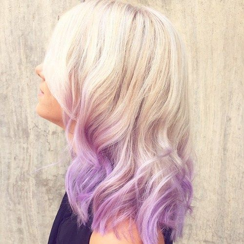 Short Ombre Hair that Good for You to Try! Apricot_Hairstyles_2