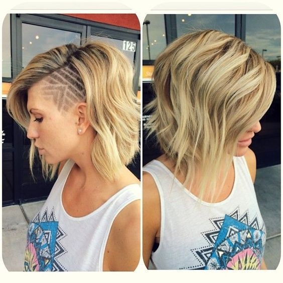 Latest Short Hairstyles 2017 Artsy_Shave_3-1