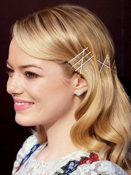 Great Styling Ideas for Short Hairstyles 2017 Bangs_ombre_bobby_pins_5