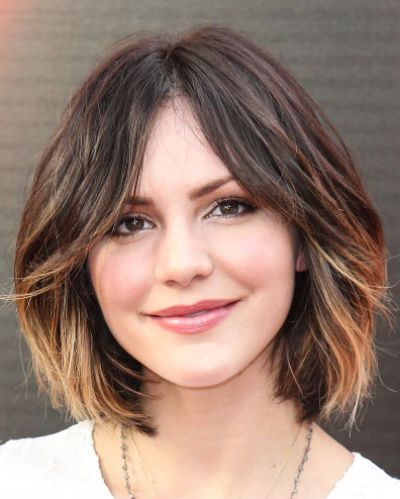 Short Ombre Hair that Good for You to Try! Blazing_ends_1