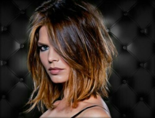 Short Ombre Hair that Good for You to Try! Blazing_ends_3
