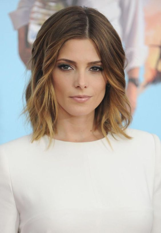 Short Ombre Hair that Good for You to Try! Blazing_ends_4