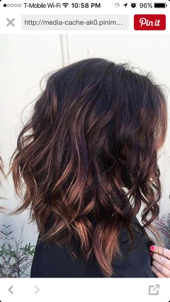 Short Ombre Hair that Good for You to Try! Blazing_ends_5