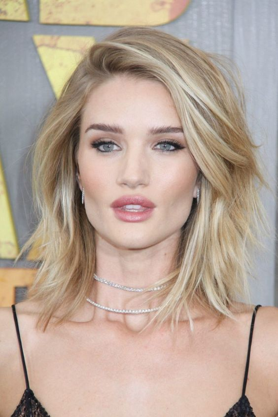 Blended Bangs 4 Short Hairstyles 2019