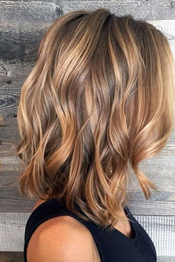 Short Blonde Hair Styles and Care Caramel_blonde_1