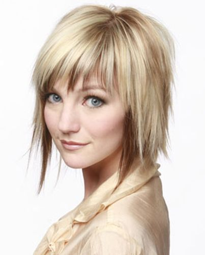 Short Blonde Hair Styles and Care Caramel_blonde_4