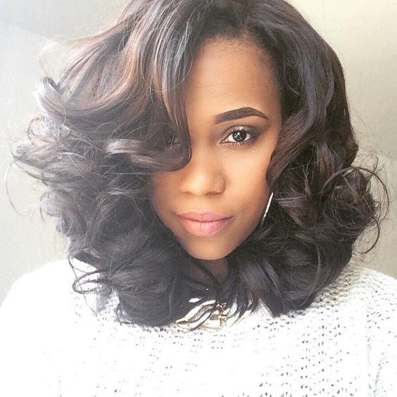 Ideas for Great short haircuts for black women Classic_wave_bob_4-2