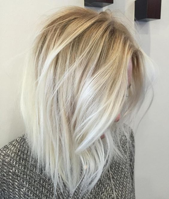 Short Blonde Hair Styles and Care Creamy_Blonde_Fade_3