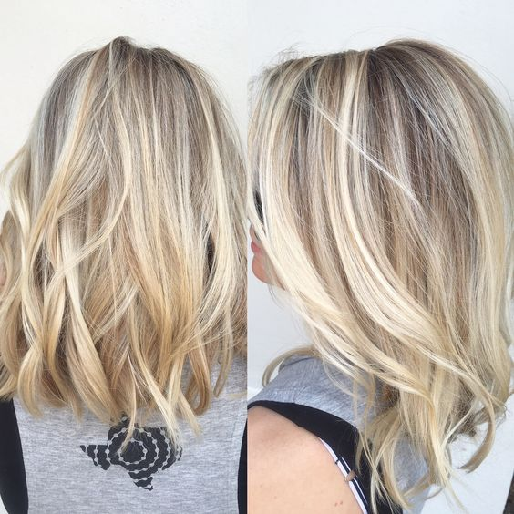 Short Blonde Hair Styles and Care Creamy_Blonde_Fade_8