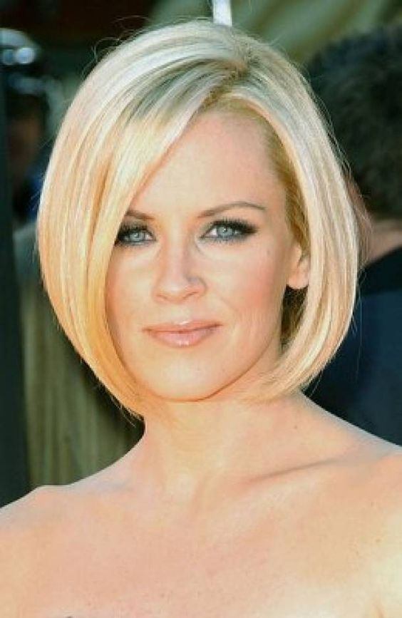 Great Tips for Awesome Women with Short Hair Oval Face Create_Illusion_1