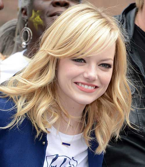 Great Tips for Awesome Women with Short Hair Oval Face Create_Illusion_4