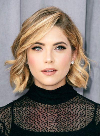 Best Styles ever for Short Hair Round Face! Curled_Bob_1