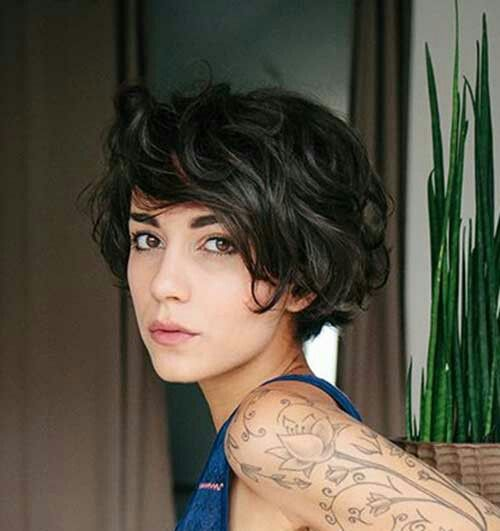 Short Black Hair That is Very Enchanting! Curling_short_black_hair_6