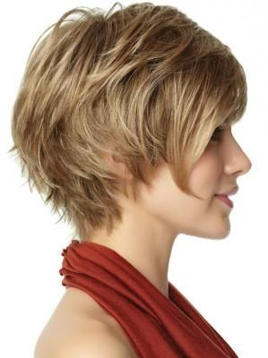 Best Styles of Short Haircuts for Thin Hair Double_Layer_Hairstyles_3
