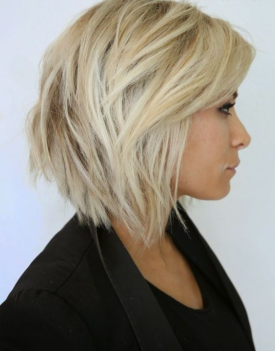 Best Styles of Short Haircuts for Thin Hair Double_Layer_Hairstyles_5