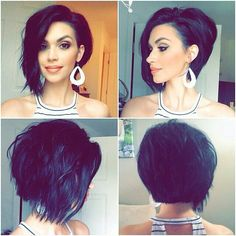 Short Hairstyles 2017, Check Them Now! Gorgeous_asymmetrical_3-2