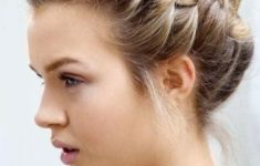 Halo_braids_hairstyle_short_hair_4