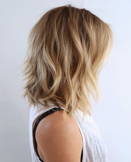 Short Blonde Hair Styles and Care Honey_blonde_waves_5
