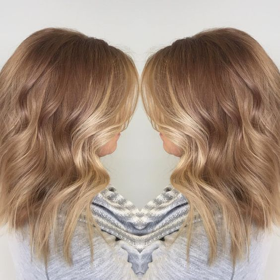 Short Blonde Hair Styles and Care Honey_blonde_waves_6