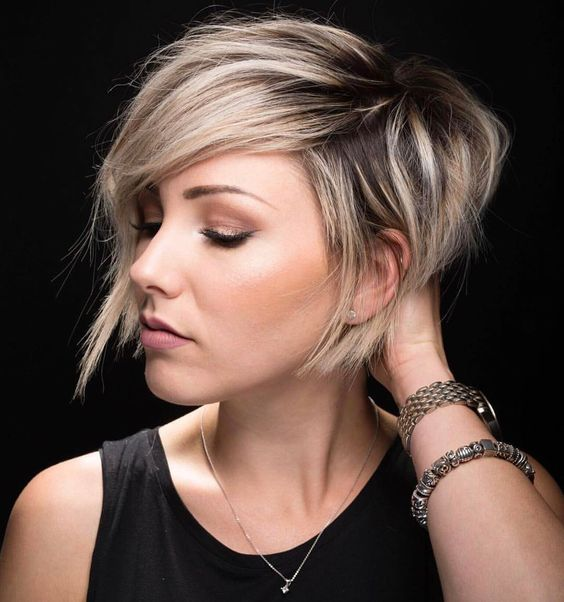 Trick to Maintain Short Hairstyles 2017 Manage_hair_texture_3