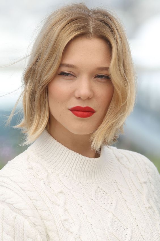 Four Short Hairstyles 2017 You Can Choose Modern_Edge_Bob_1