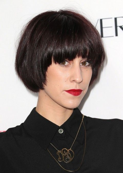 Short Edgy Haircuts that You Should not Miss! Modern_Mushroom_3-1