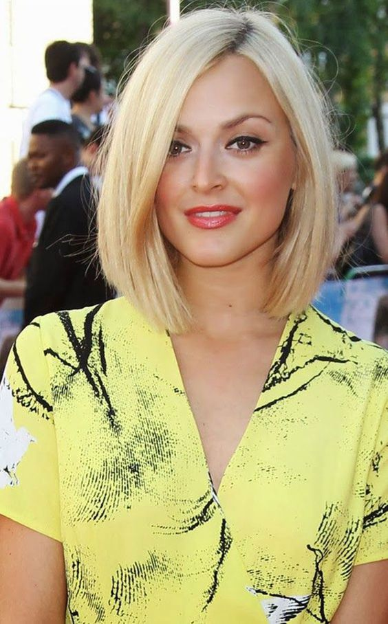 Best Haircuts for Short Straight Hair Ordinary_bob_4