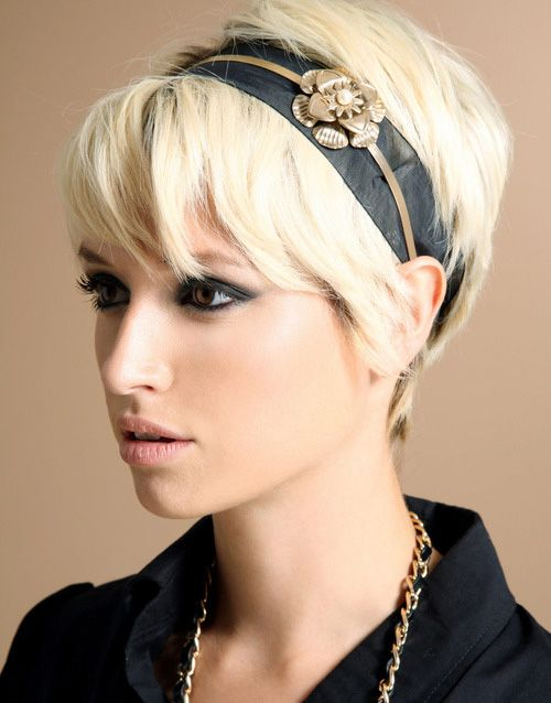 Great Styling Ideas for Short Hairstyles 2017 Pixie_Cut_Headbands_2