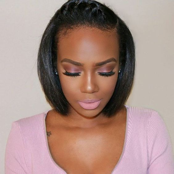 Ideas for Great short haircuts for black women Queen_bob_5-1