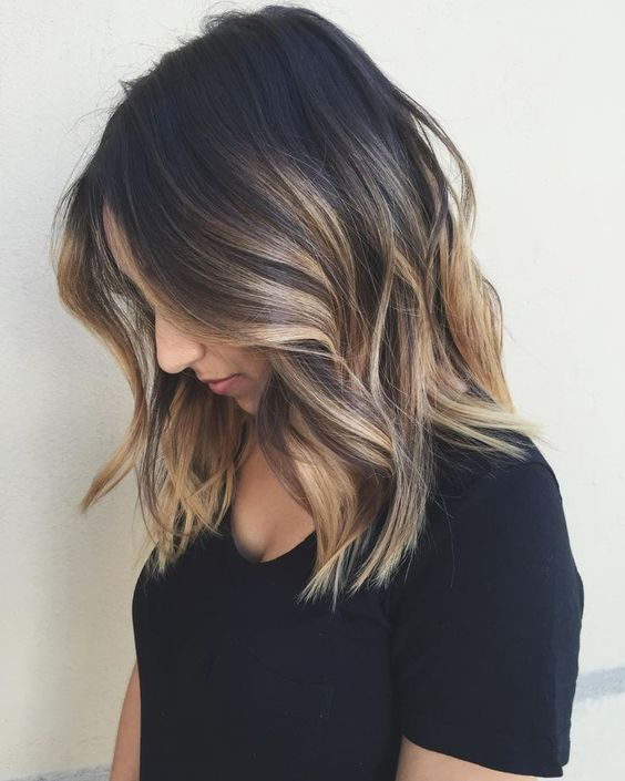 Short Ombre Hair that Good for You to Try! Smooth_Fade_2