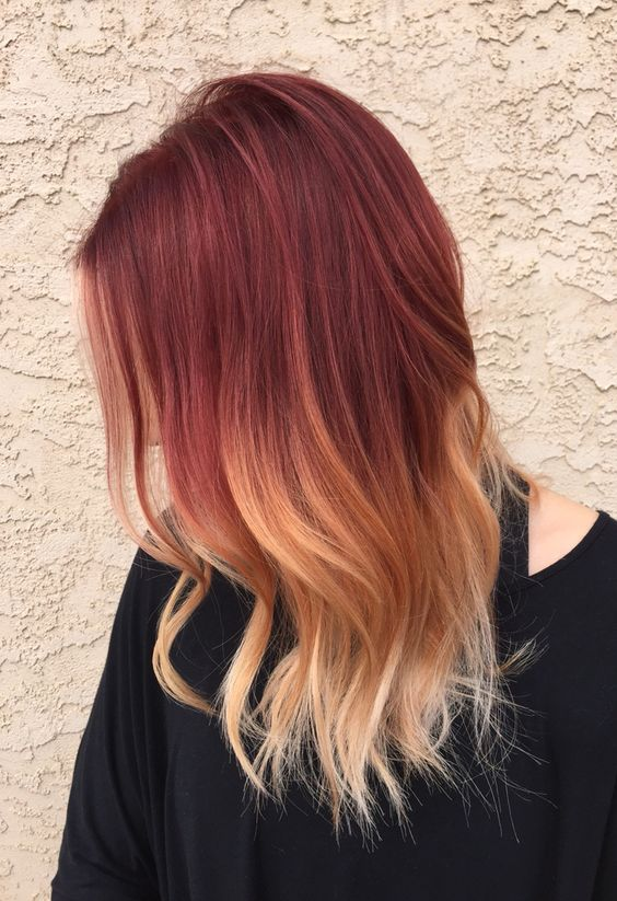Short Ombre Hair that Good for You to Try! Smooth_Fade_4